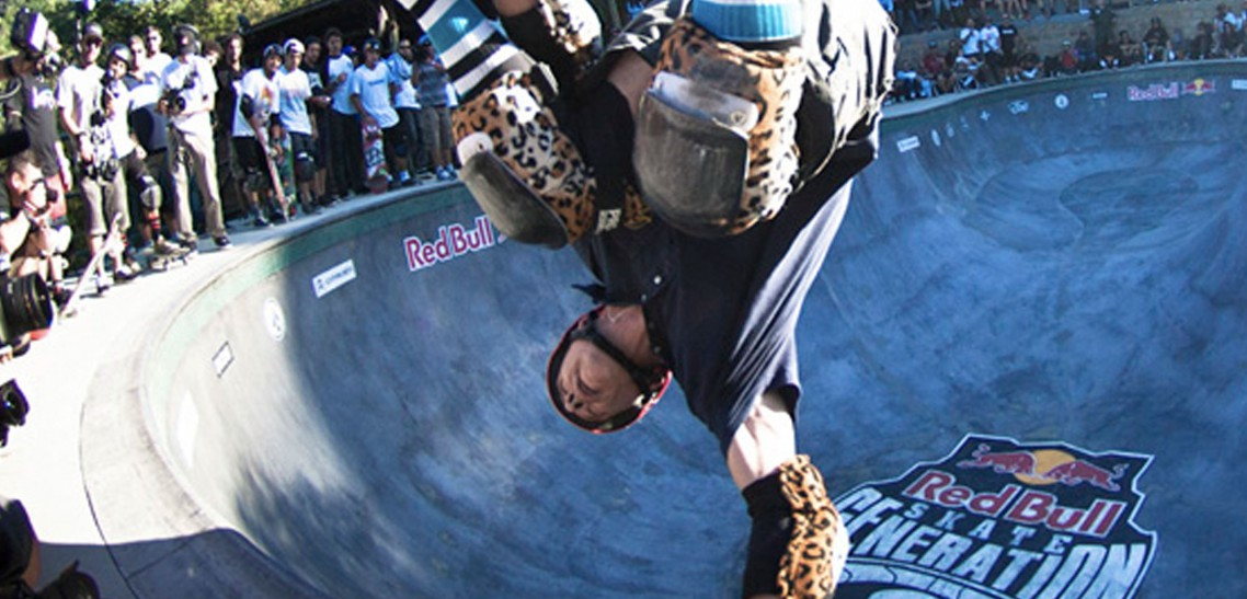 WORLD CUP SKATEBOARDING. 22 YEARS … AND THEN SOME